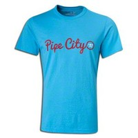 Warrior Pipe City 50/50 T-Shirt  || LACROSSE.COM