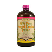 Only Natural Nopal Cactus Juice (32 fl Oz)