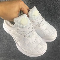 Fashion Online Nike Girls Boys Children Baby Toddler Kids Child Weave Breathable Sneakers Sport Shoes