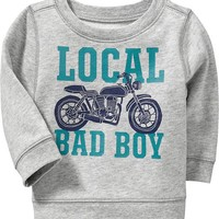 Graphic Sweatshirts for Baby