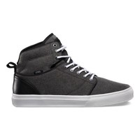 Vans Alomar (Bio-Wash black/white)
