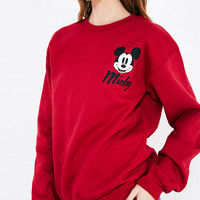 Mickey Mouse™ Fleece Sweatshirt | Wet Seal