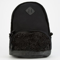 Jersey Backpack Black One Size For Women 24853110001