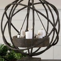 Sammy Candle Holder - Candles And Candleholders - Table Accents - Home Decor | HomeDecorators.com