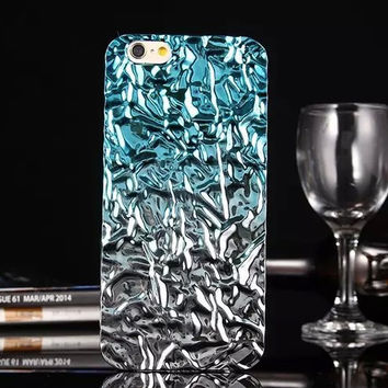 Foil Gradient Ombre Phonecases For iPhone 6