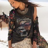 Easy Rider Trucker Tee   Spell & the Gypsy Collective