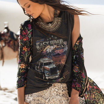 Easy Rider Trucker Tee | Spell & the Gypsy Collective