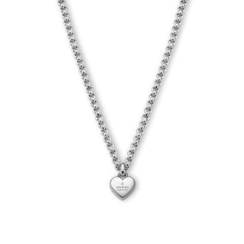 Gucci Trademark Heart Necklace | Nordstrom