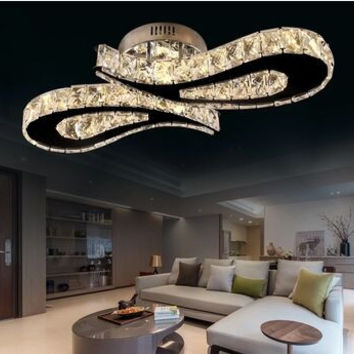 Best flush ceiling lights products on wanelo - Plafones modernos ...