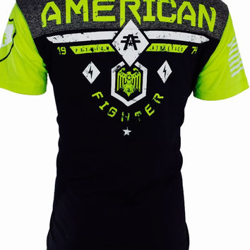 Men's American Fighter T Shirt