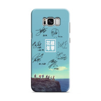 BTS Signature1 Samsung Galaxy S8 | Galaxy S8 Plus Case