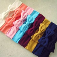 Bow Headband from Love What's Missing