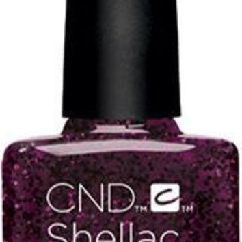 CND - Shellac Poison Plum (0.25 oz)