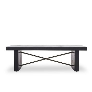 Sicily Modern Industrial Rustic Coffee Table