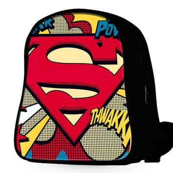 Superman Popart Backpack