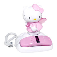 Hello Kitty KT2010 Caller ID and Memory Telephone