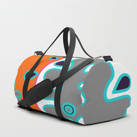 Spring's Joy Duffle Bag by mirimo