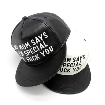 Korean Soft Baseball Cap Couple Hip-hop Hats [4917655108]
