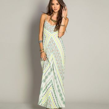 MAVERICKS MAXI DRESS