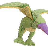 goDog Dinos Terry the Pterodactyl Dog Toy Size: Large