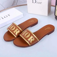 Dior slippers