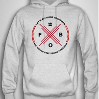 Bull-shirt.com fall out boy fob fob Hoodie Bull-shirt.com