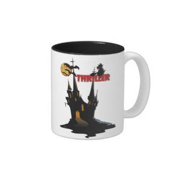 Thriller Night Two-Tone Mug
