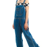 Vintage 90's DKNY Overalls - XS/S