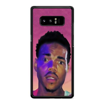 Chance The Rapper 5 Samsung Galaxy Note 8 Case