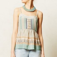 Montara Tank by Vanessa Virginia Neutral Motif
