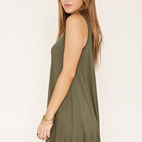 Crisscross Mini Dress | Forever 21 - 2000171702