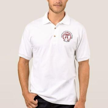 Math School College Or University Teacher Polo Shirt