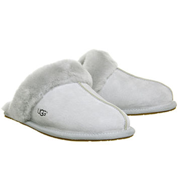 UGG Scuffette II Grey Violet - Flats