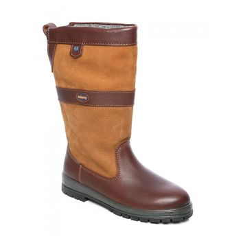 Women's Kildare Leather Boot by Dubarry of Ireland