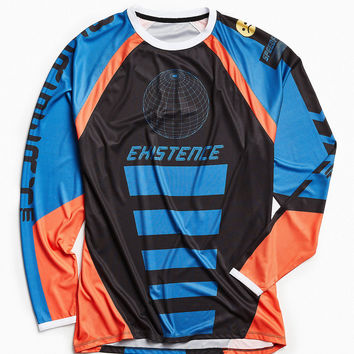UO Rusty Moto Jersey   Urban Outfitters