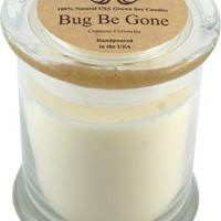 Matunas Soy Candle 14oz Glass- Bug Be Gone