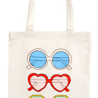 Sunnies Canvas Tote