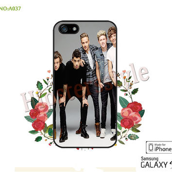 1D Phone Cases, iPhone 5/5S Case, iPhone 5C Case, iPhone 4/4S Case, Phone covers,  one direction Case for iPhone-A037