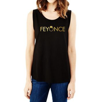 Feyonce Muscle T-Shirt