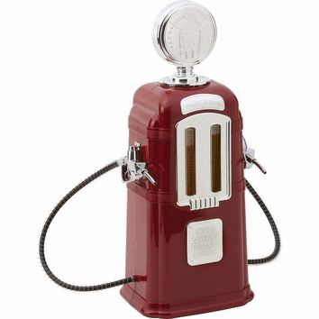 2.25qt Gas Pump Beverage Dispenser