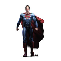 Superman - Batman V. Superman Life-Size Cardboard Cutout
