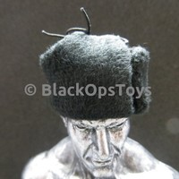KGB Hobby Russian Black Fur Hat