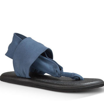 Sanuk Yoga Sling 2 Slate Blue Sandals