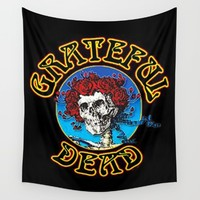 Rock Band Wall Tapestry by Dkskustomgear