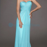 Red Sweetheart Satin Evening Dress 2012 : dressoutletstore.co.uk, Wedding Dresses Outlet