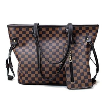 Women Leather Luxury Purses