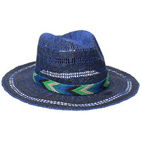 Roxy Womens Straw Banded Sun Hat