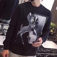 Givenchy Fashion Casual Pattern Print Top Sweater Pullover