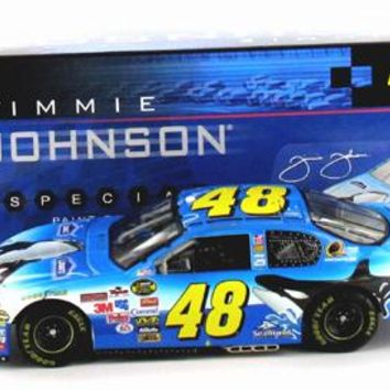 Jimmie Johnson #48 Lowe's / Seaworld 2006 Monte Carlo SS