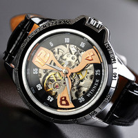 Man Sport Watch Steampunk Mechanical (WAT0082)